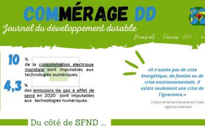 Journal du développement durable Janvier-Février