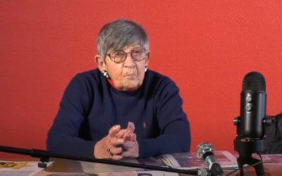 Mardi 16 février, les élèves de Saint-François Notre-Dame ont pu rencontrer une femme exceptionnelle : Ginette KOLINKA